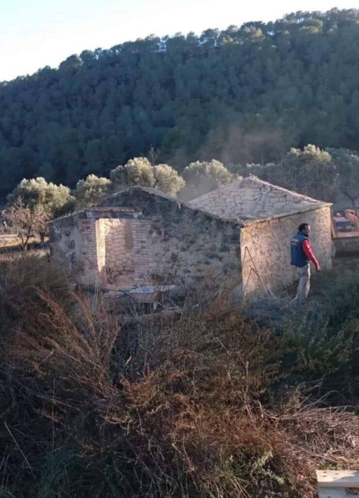la ristrutturazione della casa