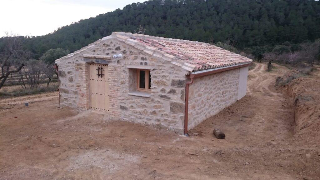 La casa ristrutturata