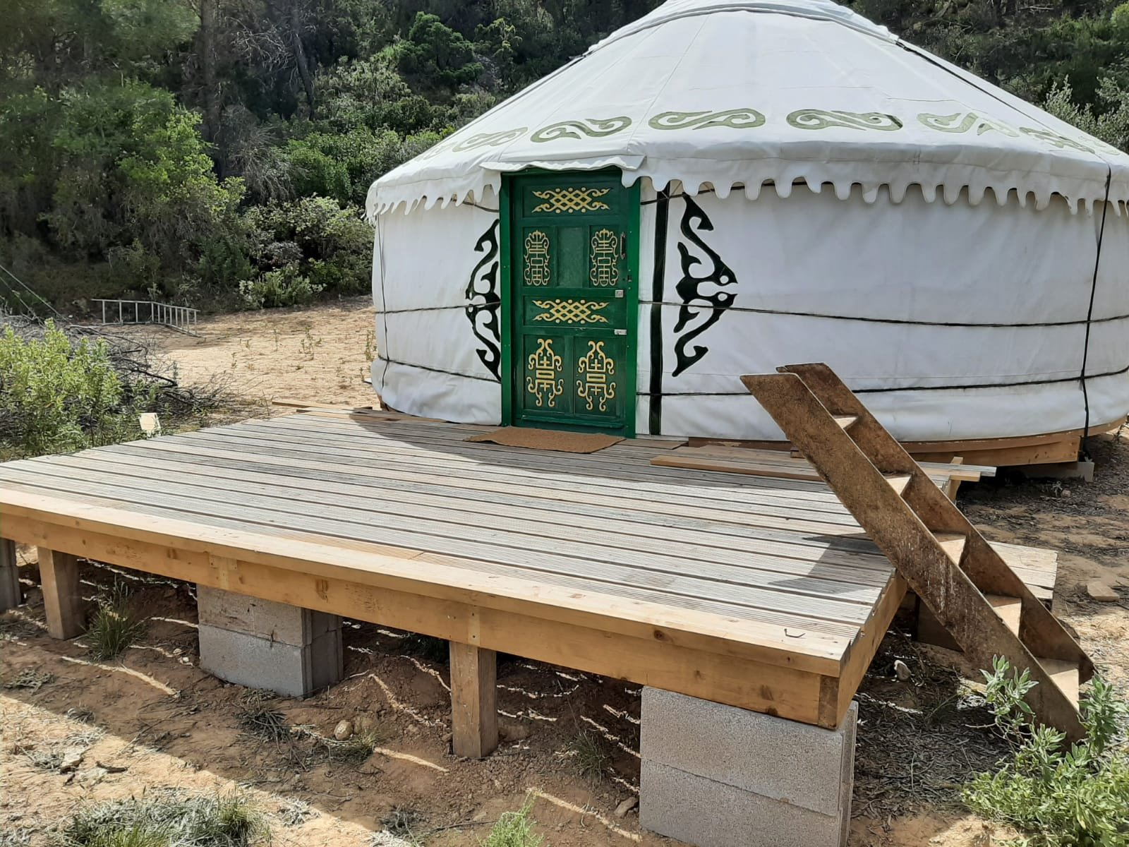 The amazing and unbelievable story behind the Freedom Farm Mongolian Yurt